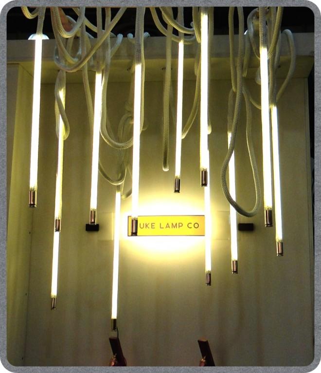 ICFF Creative Lighting