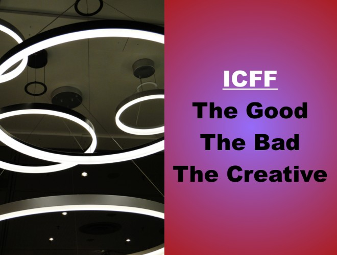 ICFF Good Bad Creative