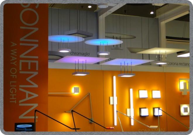 ICFF Good Lighting Sonneman