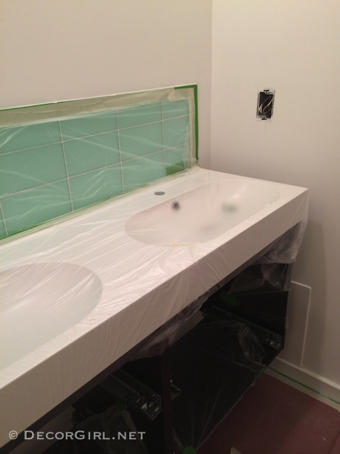 IKEA Sink and vanity