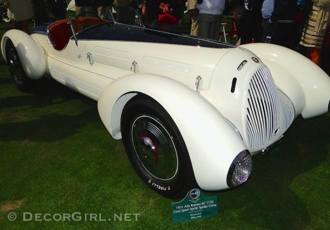1931 Alfa Romeo 6C