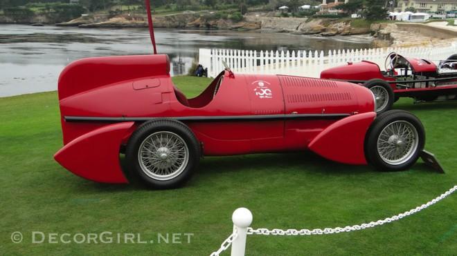 1934 Alfa Romeo Tipo B P3 Aerodinamica