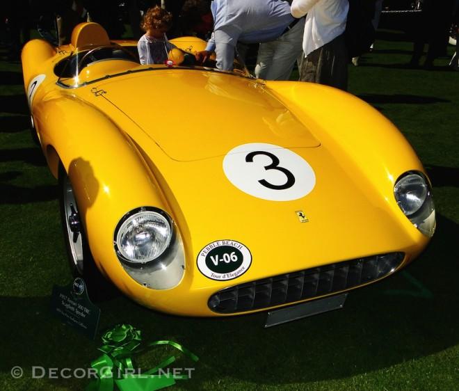 1957 Ferrari 500 TRC Scaglietti Spyder
