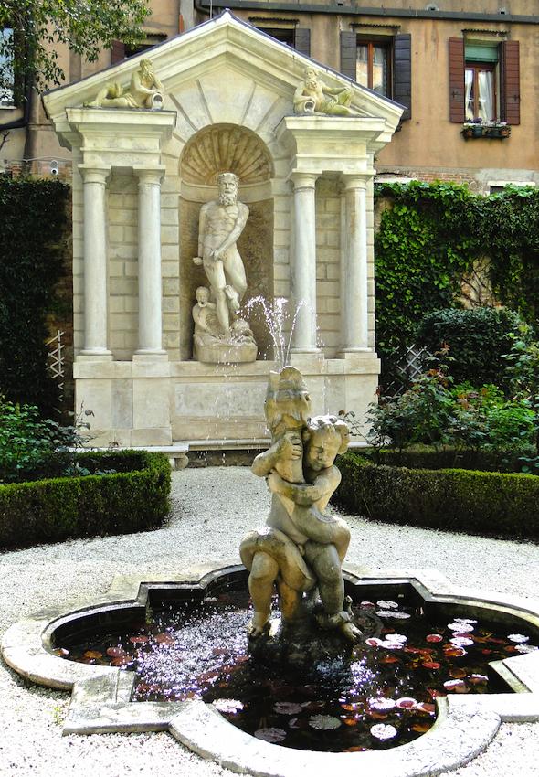 Gardens of Palazzo Malipiero