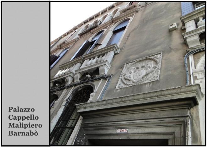 Palazzo Cappello Malipiero Barnabò