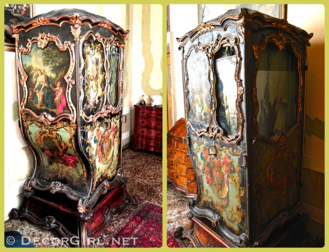Venetian Rococo Sedan Chair