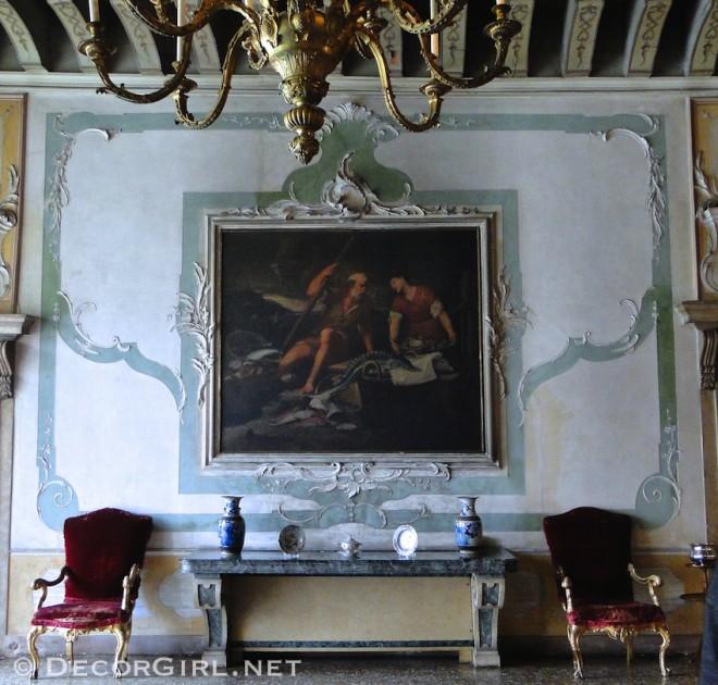 Palazzo Malipiero paintings