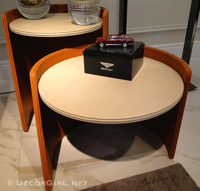Bentley Home Collection side table