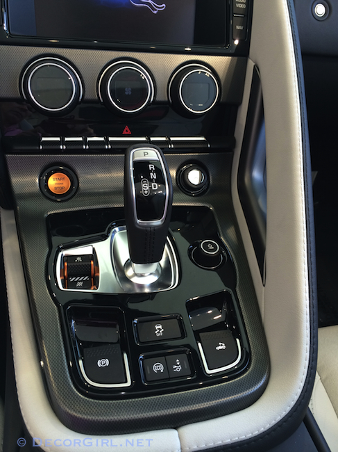 F - Type Console