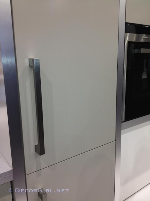 Siemens flush appliances