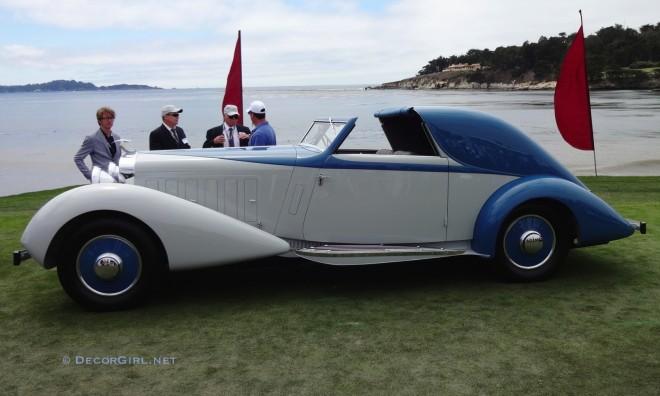 1934 Hispano-Suiza J12 Fernandez et Darrin Coupe de Ville