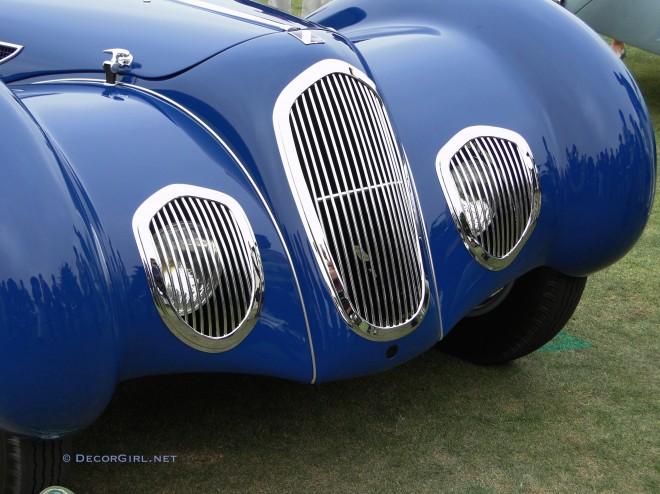 1939 Talbot-Lago T1 50 C-SS Pourtout Coupe 2