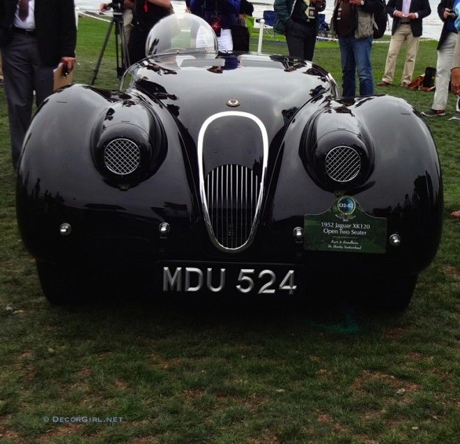 1952 Jaguar XK120 Open Two Seater