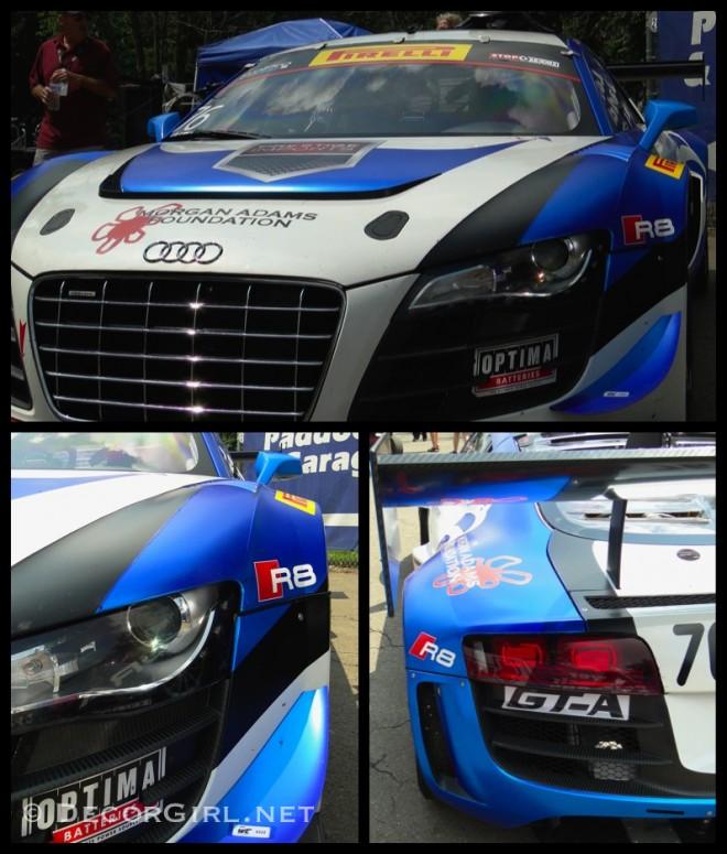 Audi R8 Ultra LMS