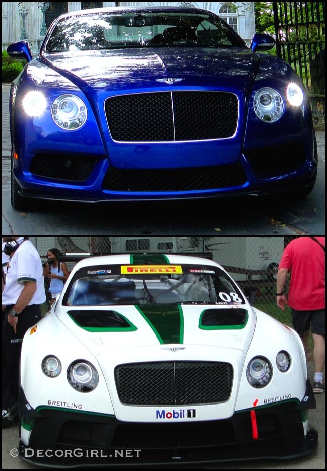 Bentley Contiental GT V8 & GT3