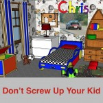 Don't Screw Up Your Kid By Overdecorating Their Bedroom
