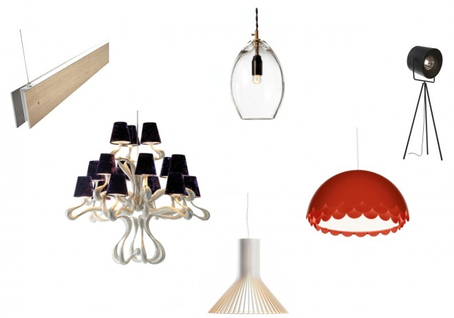 Great light fixtures from Global Lighting