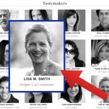 Global Lighting Tastemaker Lisa M. Smith
