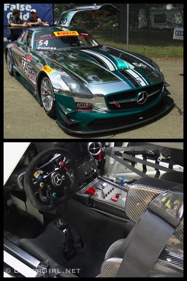 Mercedes-Benz SLS AMG GT3-imp