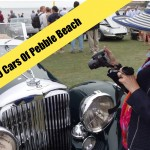 Top 10 Cars At Pebble Beach Concours d'Elegance