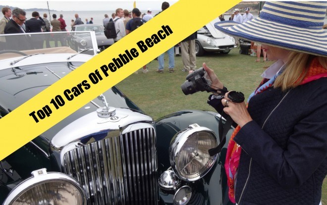 Top 10 Cars of Pebble Beach 2014