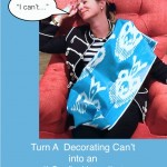 Color Scheme How To: Say I Can With Ikat!