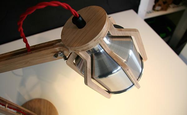 cell desk-lamp