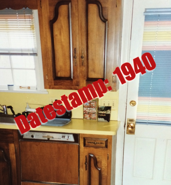Dated Kitchen Cabinetry