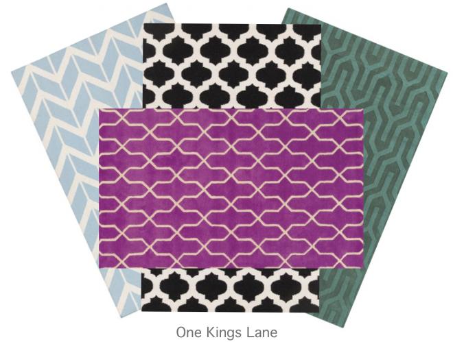 Geometrics from One Kings Lane