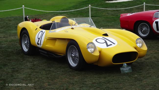 M3-08 1958 Ferrari 250 Testa rossa Scaglietti Spyder