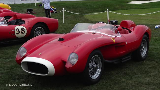 M3-11 1958 Ferrari 250 Testa Rossa Scaglietti spyder