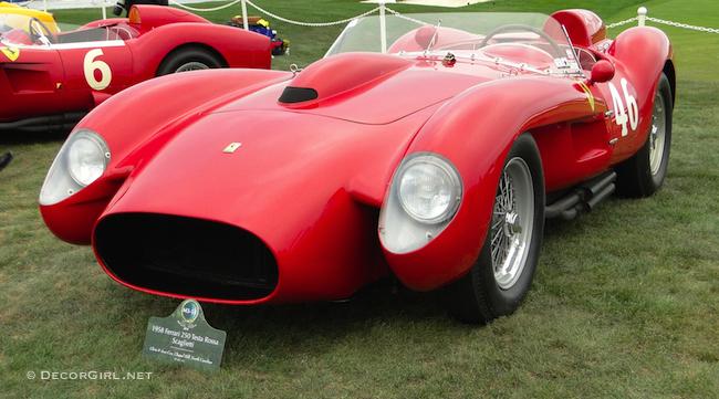 M3-14 1958 Ferrari 250 Testa Rossa Scaglietti