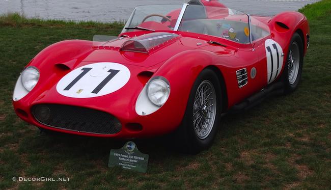 M3-18 1959 Ferrari 250 TR59|60 Fantuzzi Spyder
