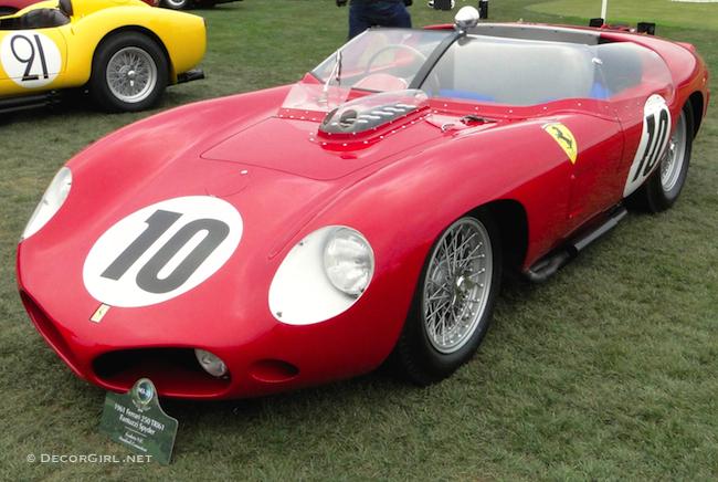 M3-20 1961 Ferrari 250TR|61 Fantuzzi Spyder