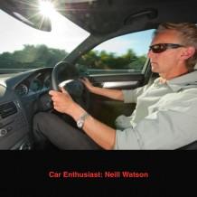 Car Enthusiast Neill Watson