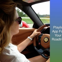 Roadtrip Mixtape Application