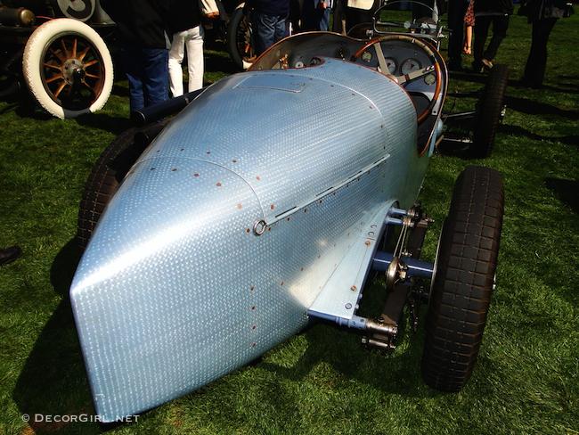1924 Delage 2LCV Grand Prix