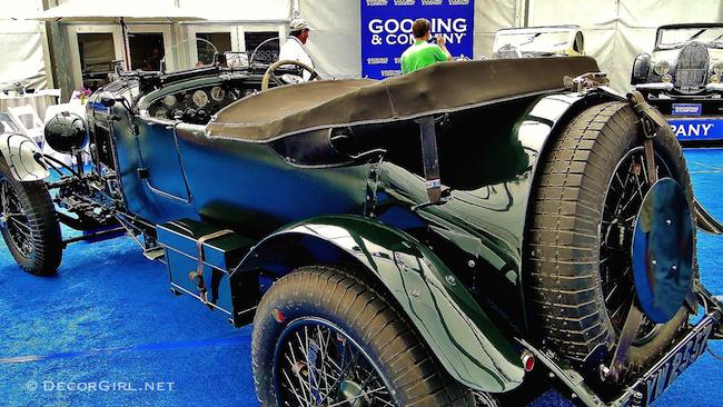 1928 Bentley Le Mans Sport Bobtail