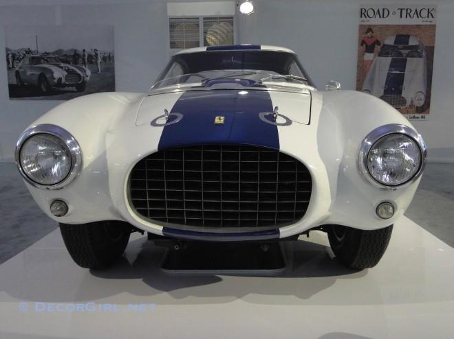 1953 Ferrari 250 Mille Miglia PF Berlinetta