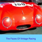 Vintage Racing Is Full Of Happy Faces
