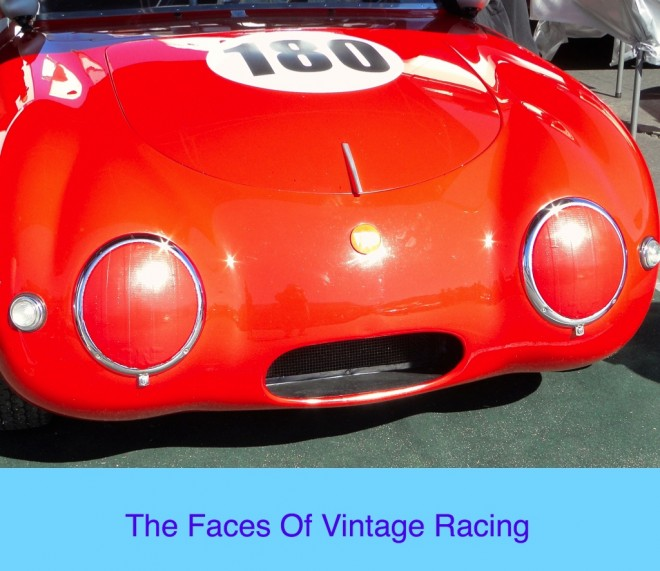 Faces of Vintage Racing