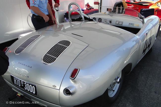 Porsche Glocker