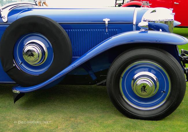 Urban Blue Ruxton Roadster