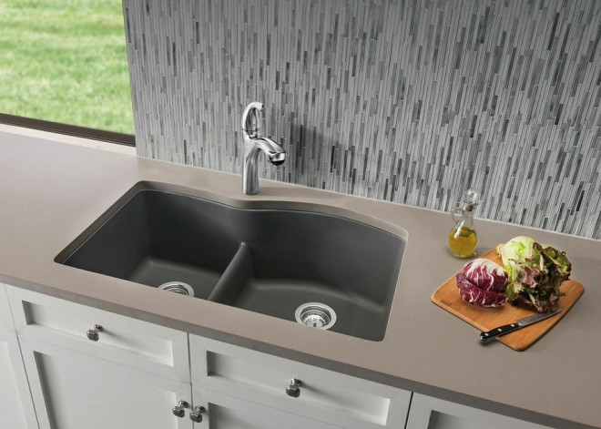 Blanco DIAMOND Kitchen Sink