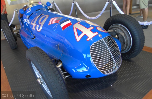 1938 Maserati 8CTF