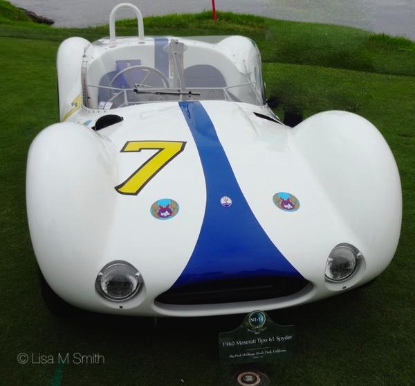 1960 Maserati Tipo61 Spyder