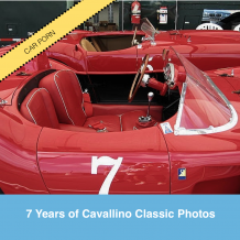 7 Years of Ferraris From Cavallino Classic