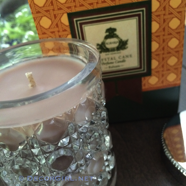 Balsam Candle from Agraria