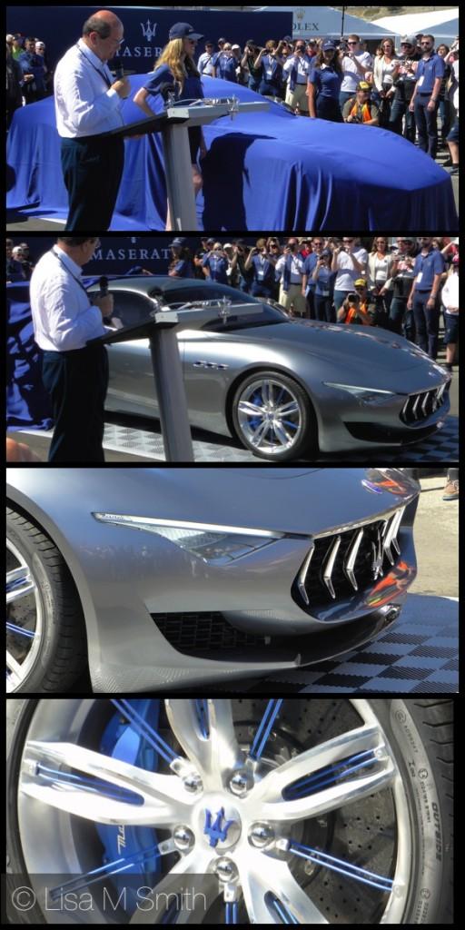Maserati Alfieri unveiling