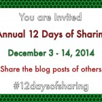Give: 12 Days of Social Sharing Challenge